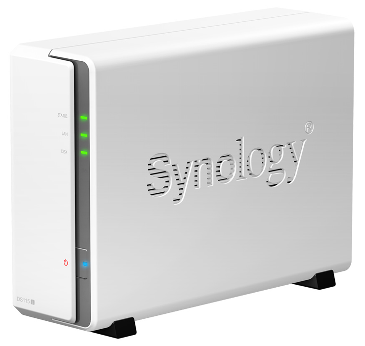 Synology DS115j (2 of 6)