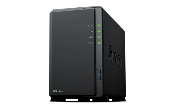Synology DiskStation DS218play | DataStoreWorks com