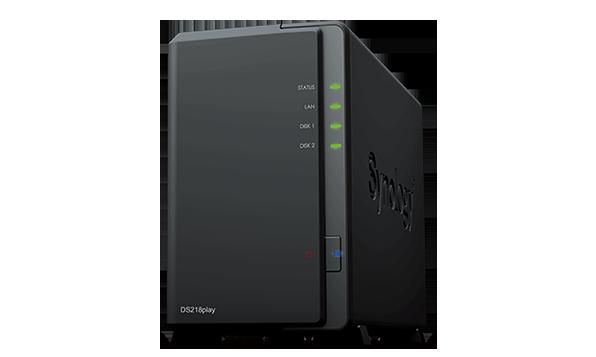 Synology DiskStation DS218play | DataStoreWorks com