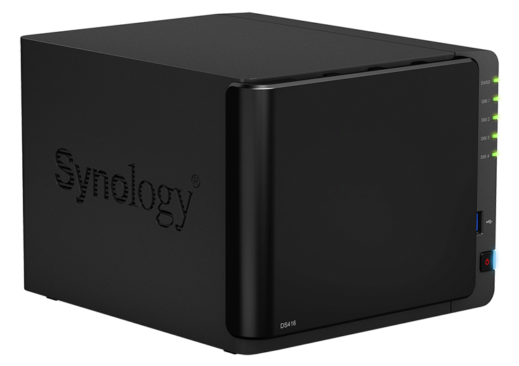 Synology DS416 (5 of 6)