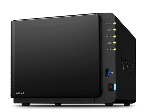 Synology DiskStation DS916+