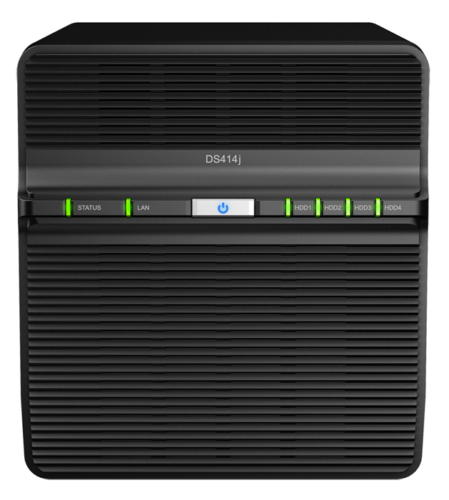 Synology DS414j (1 of 6)