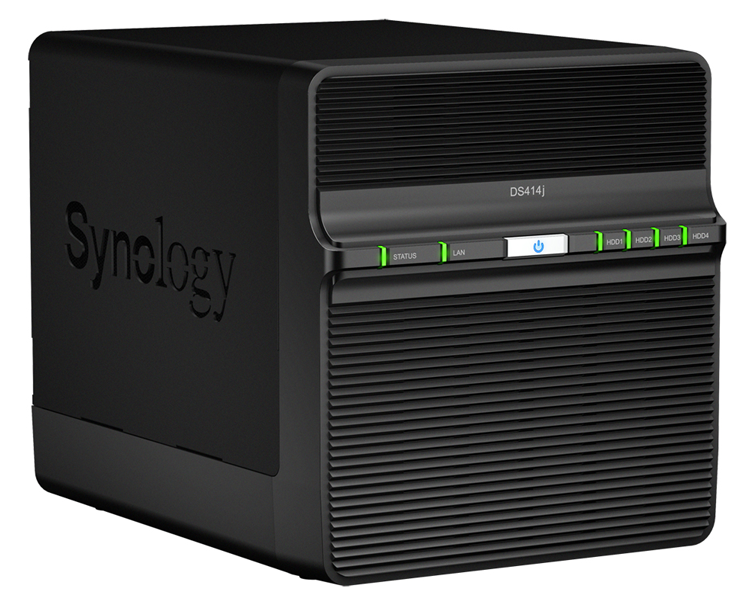 Synology DS414j (5 of 6)