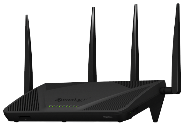Synology Router RT2600ac