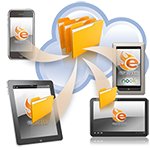 Access files from anywhere, with any device